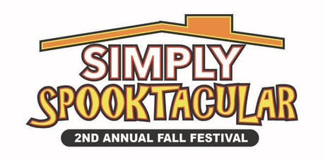 TeamSimpkin's Simply Spooktacular Fall Festival tickets