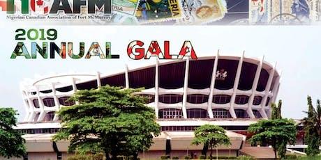 2019 NCAFM ANNUAL GALA tickets