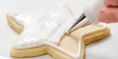 Decorated Sugar Cookies and Royal Icing Galore $85