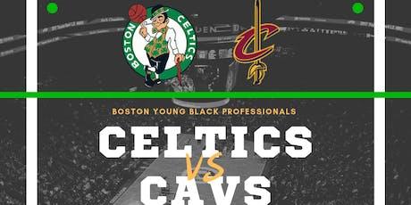 Boston YBP Celtics vs Cavs Game tickets