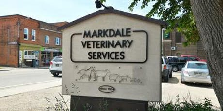 Tour the Town - Markdale Veterinary Services tickets