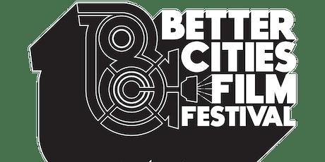 Better Cities Film Festival tickets