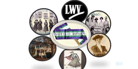 SUFFRAGE CELEBRATION OF 100TH ANNIVERSARIES OPEN HOUSE tickets