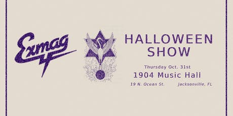 EXMAG - Halloween at 1904 Music Hall tickets