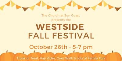 2019 Westside FALL FESTIVAL - Vendor Registration