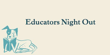 Educators' Night Out at Old Town Books tickets