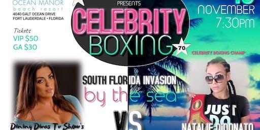 Celebrity Boxing 70