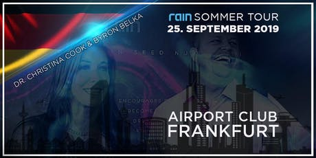 RAIN SOMMER TOUR 2019 (Germany) Tickets