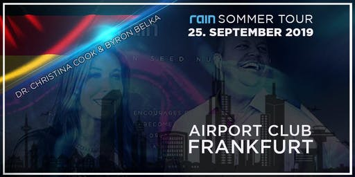 RAIN SOMMER TOUR 2019 (Germany)