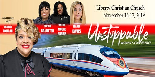 Unstoppable - LCC Women's Conference