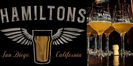 Hamiltons 13th Anniversary - Sour Social w/ Beachwood Blendery tickets