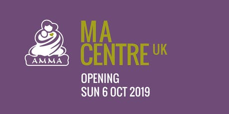 MA Centre - Opening Celebration tickets