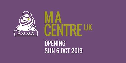 MA Centre - Opening Celebration