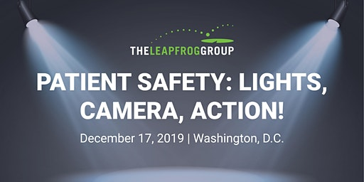 2019 Leapfrog Group Annual Meeting and Awards Dinner