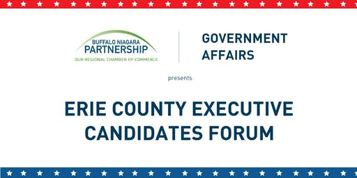 Erie County Executive Candidates Forum