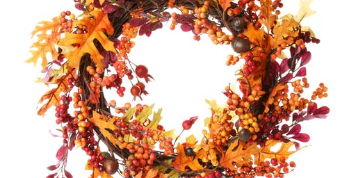 Wine & Design: Grapevine Wreaths for Fall