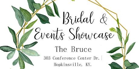 Bridal & Events Showcase VENDOR Registration tickets
