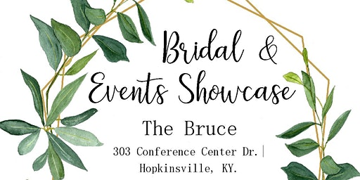 Bridal & Events Showcase VENDOR Registration