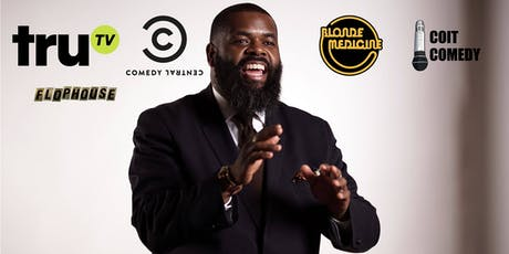 Kaseem Bentley CONTROLLED ANGER (stand up, story telling, and riffing!) tickets