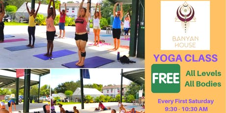 FREE - YOGA at the PATCH tickets