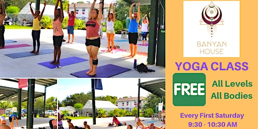 FREE - YOGA at the PATCH
