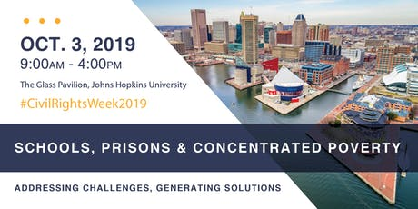 Schools, Prisons, and Concentrated Poverty Symposium tickets