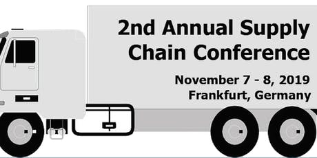 2nd Annual Supply Chain Conference tickets