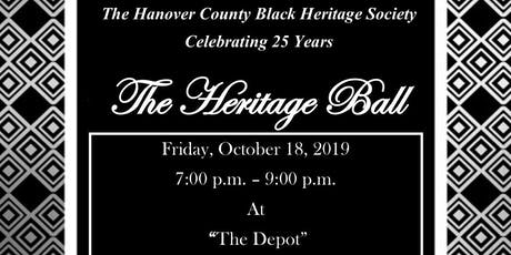 The Heritage Ball tickets