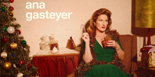 Ana Gasteyer (Late Show Added!)
