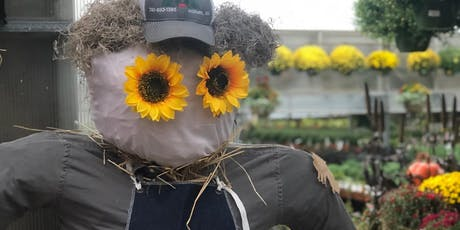 Scarecrows for Solutions tickets