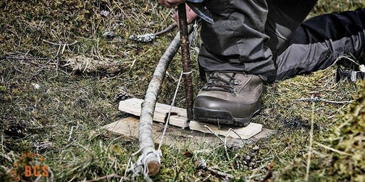 Survivalist 101: How to Start a Friction Fire