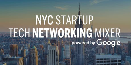 Silicon Alley NYC Tech and Startup Fall Mixer  tickets