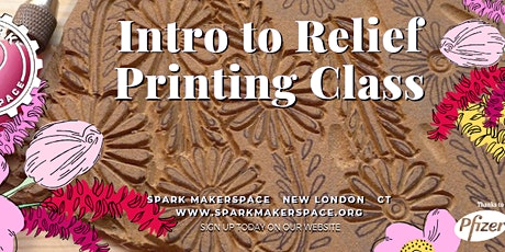 Intro to Relief Printmaking (lino) tickets