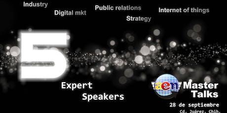 AEM Master Talks 2019 entradas