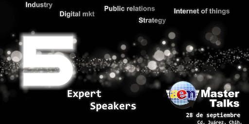 AEM Master Talks 2019