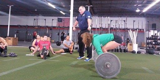 Camillus CF Olympic Weightlifting Seminar
