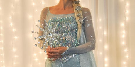 Beautiful Braids with the Snow Queen tickets