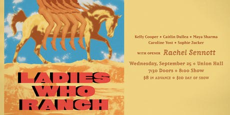 Ladies Who Ranch tickets