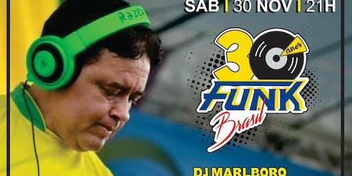 Funk Brasil com DJ Marlboro