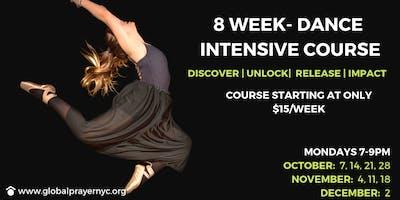 8 Week Dance Intensive
