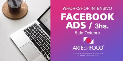 FACEBOOK ADS WORKSHOP INTENSIVO