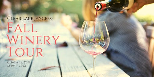 Fall Winery Tour + Boozy Bus Ride