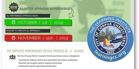 Performance Appraisal 200 & 300 Pay Plans tickets