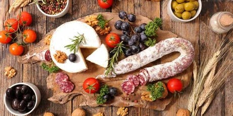 Charcuterie Boards: Fall & Winter tickets
