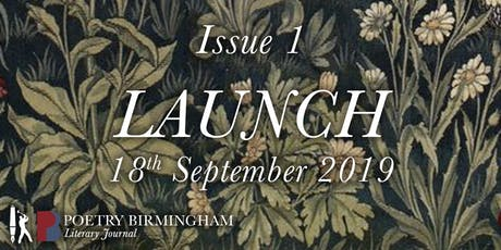 Poetry Birmingham Literary Journal Presents: Autumn Issue Launch tickets