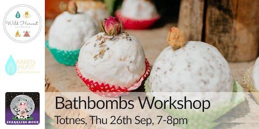 Bathbombs Workshop