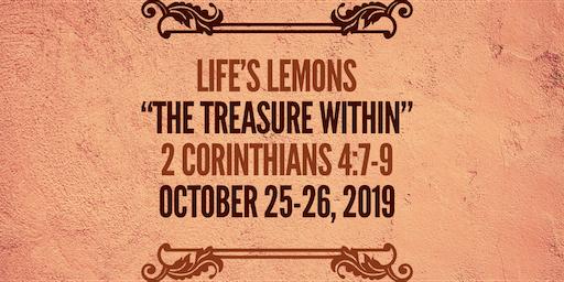 Life's Lemons 2019
