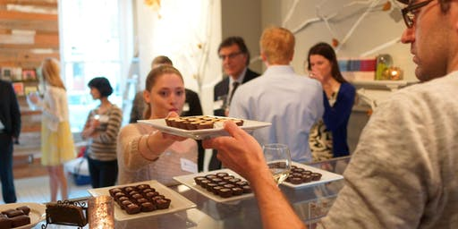 Chocolate, Champagne & Wine Tasting: Decadent Chocolates & Truffles Paired with Wine & Cava