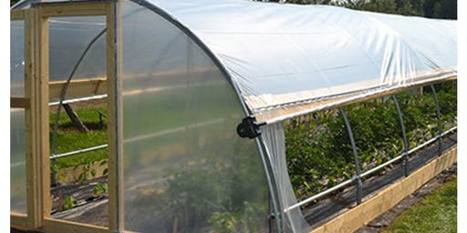 Learn How to Build a Hoop Greenhouse, Engage in Urban Farming, Food and Fun!
