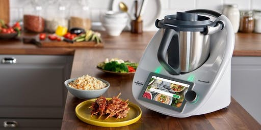 Cooking Class BACK TO SCHOOL with Thermomix® Washington DC